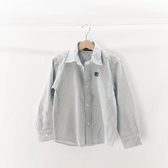 Cycle Band - Long Sleeve Button (5Y) - Beeja May