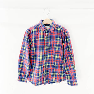Carter's - Long Sleeve Button (7Y) - Beeja May