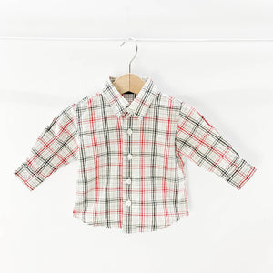 Dockers - Long Sleeve Button (12M) - Beeja May