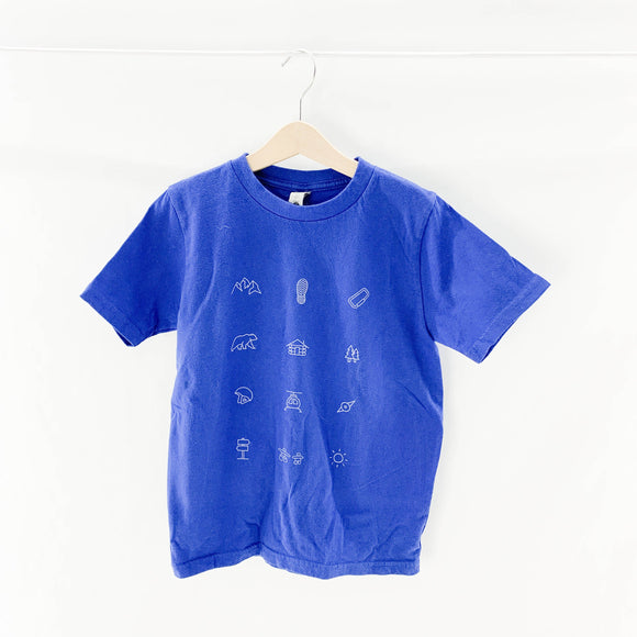 Next Level - T-Shirt (6-7Y) - Beeja May