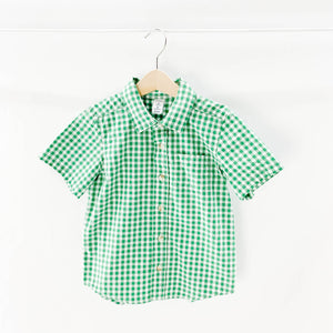 Old Navy - Short Sleeve Button (4Y) - Beeja May