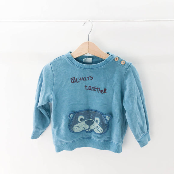 Zara - Sweatshirt (6-9M) - Beeja May
