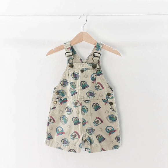 Gymboree - Overalls (6-12M) - Beeja May