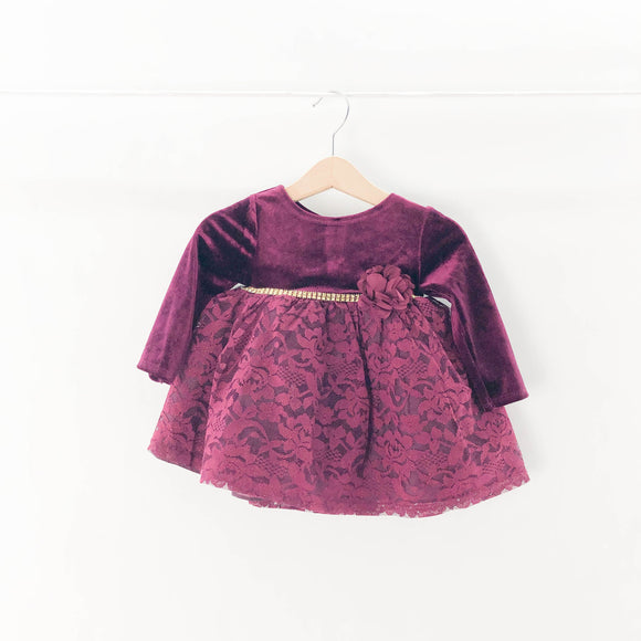 Sweet Heart Rose - Dress (6-9M) - Beeja May