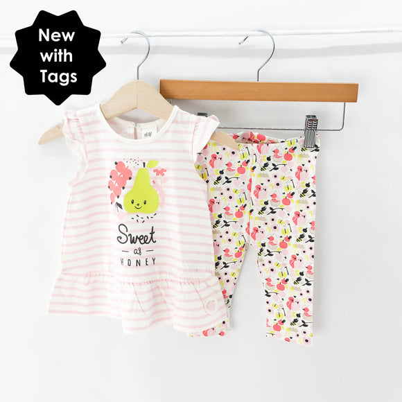 H&M - Set (4-6M) - Beeja May