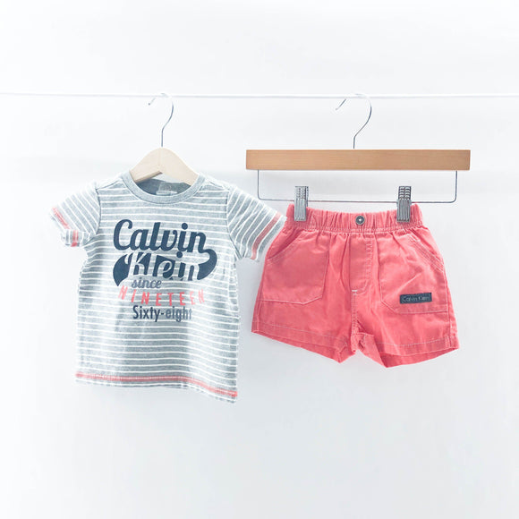 Calvin Klein - Set (0-3M) - Beeja May