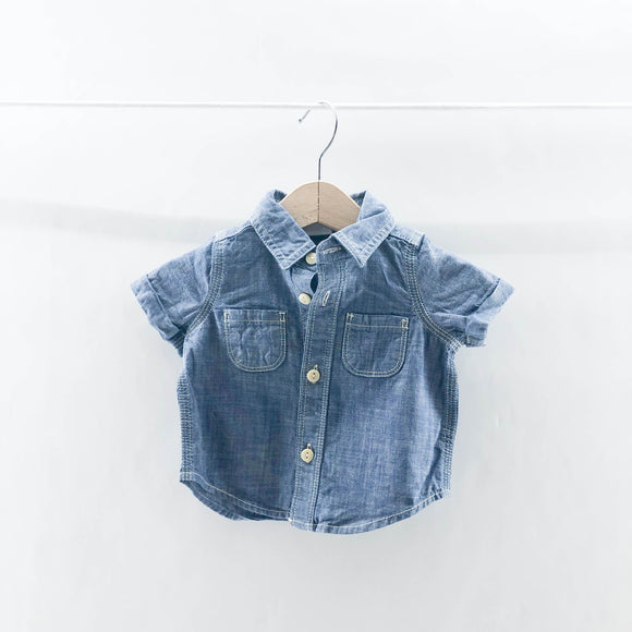 Gap - T-Shirt (0-3M) - Beeja May