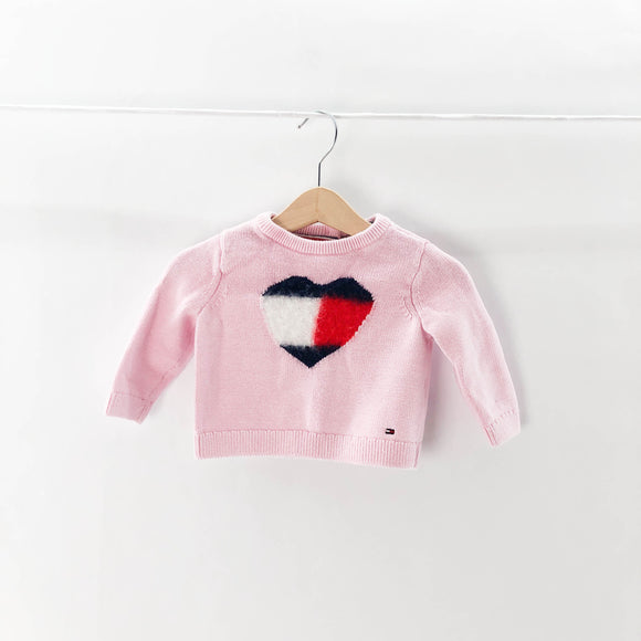 Tommy Hilfiger - Sweater (6-9M) - Beeja May