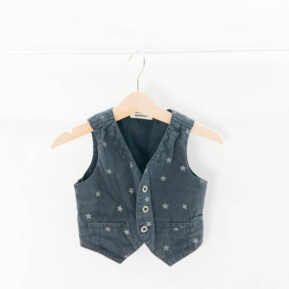3 Pommes - Vest (12M) - Beeja May