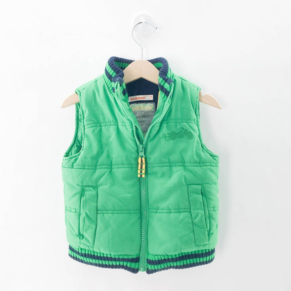 Blue Zoo - Vest (2-3Y) - Beeja May