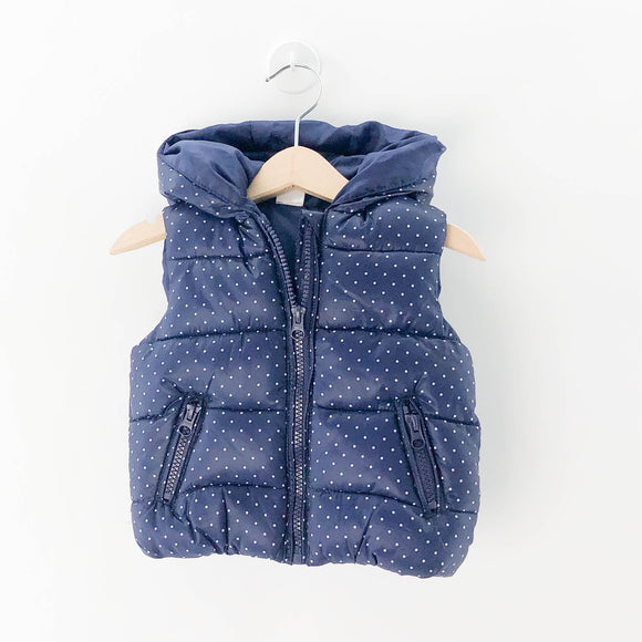 Zara - Vest (6-9M) - Beeja May
