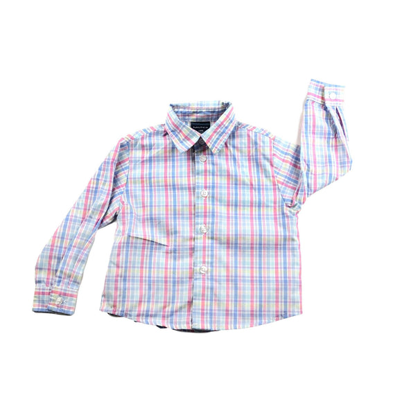 Nautica - Long Sleeve Button (24M) - Beeja May