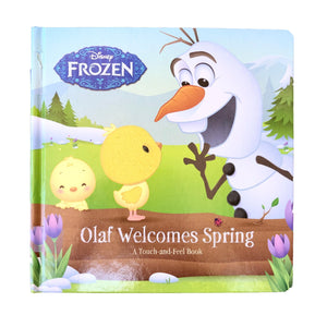 Disney Frozen: Olaf Welcomes Spring - (na) - Beeja May