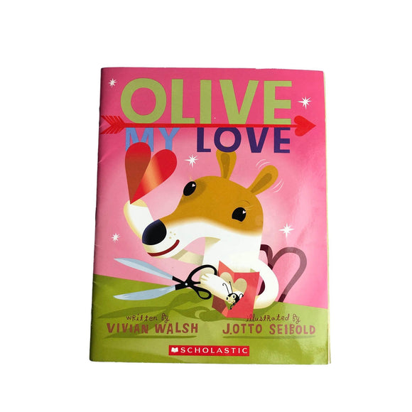 Olive My Love - (Vivian Walsh/J. Otto Seibold) - Beeja May