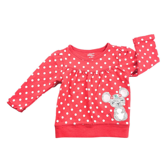 Carter's - Long Sleeve (6-9M) - Beeja May