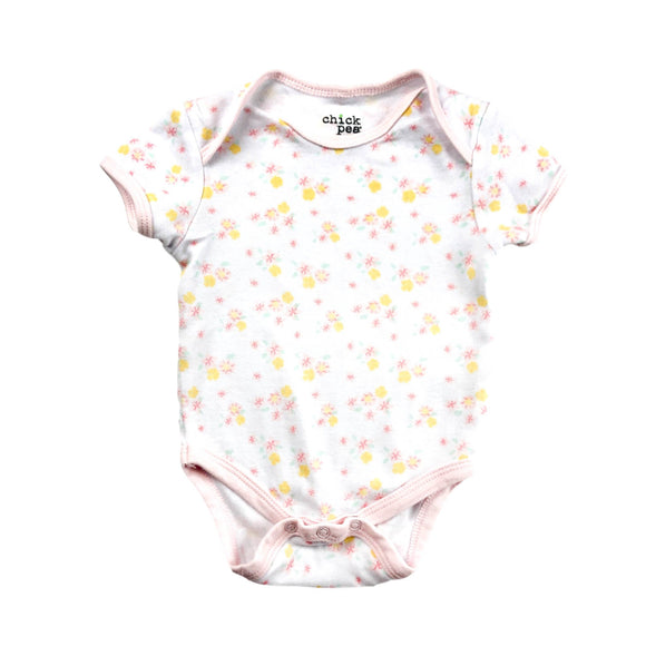 Chick Pea - Onesie (0-3M) - Beeja May