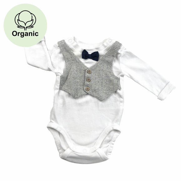 H&M - Long Sleeve (1-2M) - Beeja May