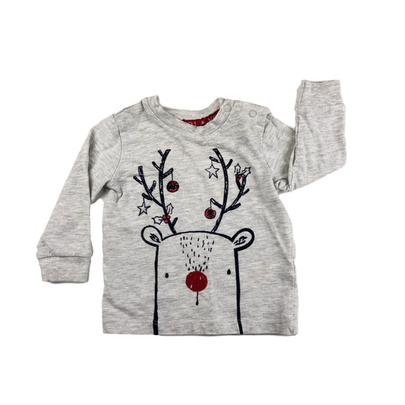 F&F - Long Sleeve (3-6M) - Beeja May