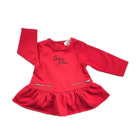 Calvin Klein - Long Sleeve (6-9M) - Beeja May