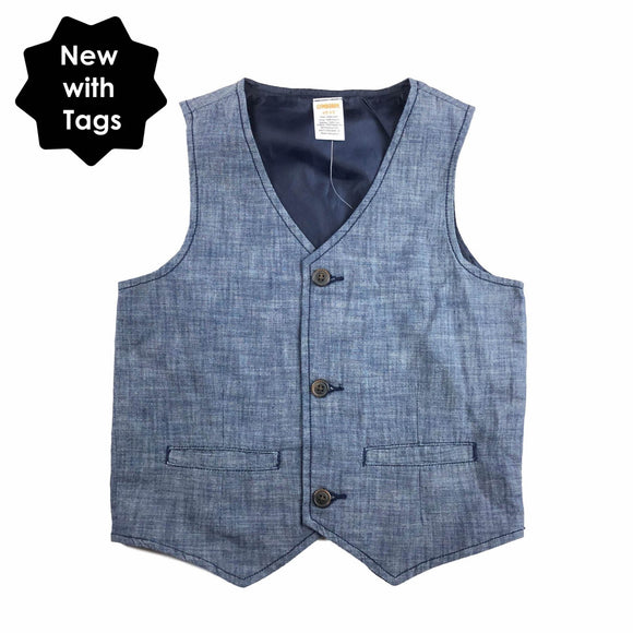 Gymboree - Vest (4-5Y) - Beeja May