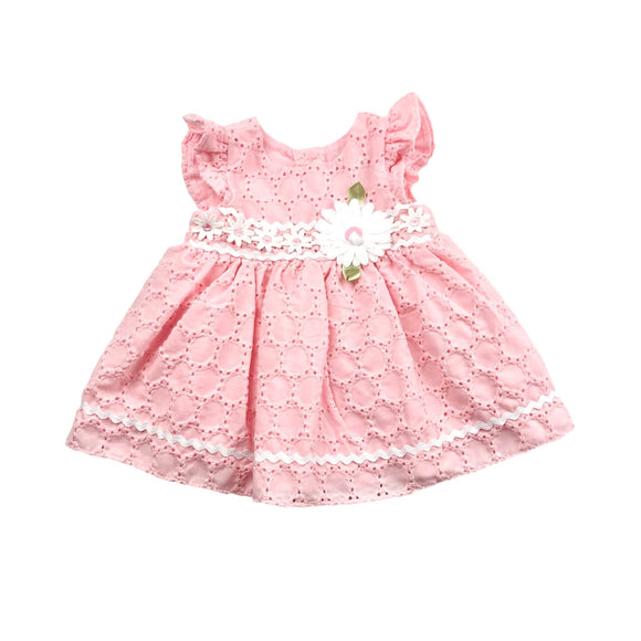 Sweet Home Rose - Dress (3-6M) - Beeja May