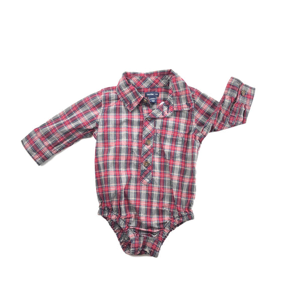 Gap - Long Sleeve Button (3-6M) - Beeja May