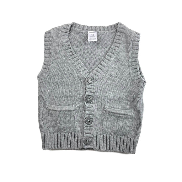 Carter's - Vest (18M) - Beeja May