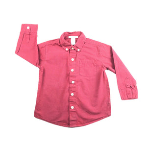 Janie and Jack - Long Sleeve Button (2Y) - Beeja May