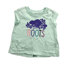 Roots - T-Shirt (3-6M) - Beeja May