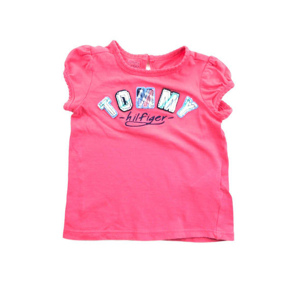 Tommy Hilfiger - T-Shirt (12M) - Beeja May