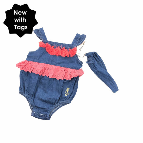 Juicy Couture - One Piece (6-9M) - Beeja May