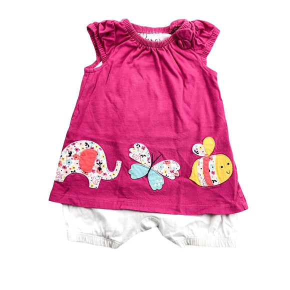 Nutmeg - One Piece (3-6M) - Beeja May