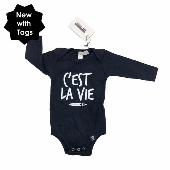 American Apparel - Long Sleeve (3-6M) - Beeja May