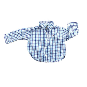 Tommy Hilfiger - Long Sleeve Button (3-6M) - Beeja May
