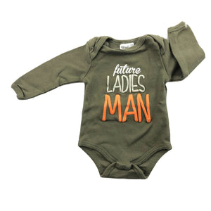 Baby Mode - Long Sleeve (6-9M) - Beeja May