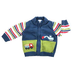 Gymboree - Cardigan (3-6M) - Beeja May