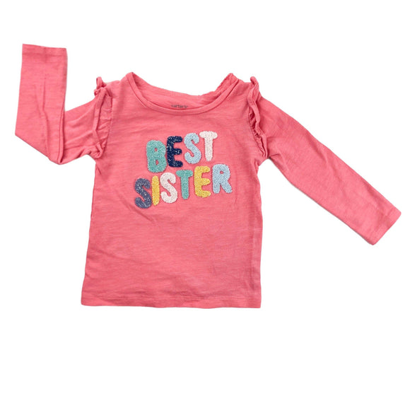 Carter's - Long Sleeve (3Y) - Beeja May