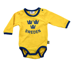 Sweden - Long Sleeve (0-3M) - Beeja May