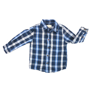 ZY - Long Sleeve Button (2-3Y) - Beeja May