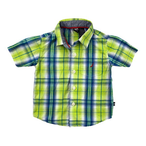 Nautica - Short Sleeve Button (18M) - Beeja May