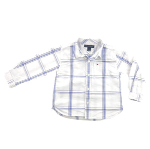 Tommy Hilfiger - Long Sleeve Button (2Y) - Beeja May