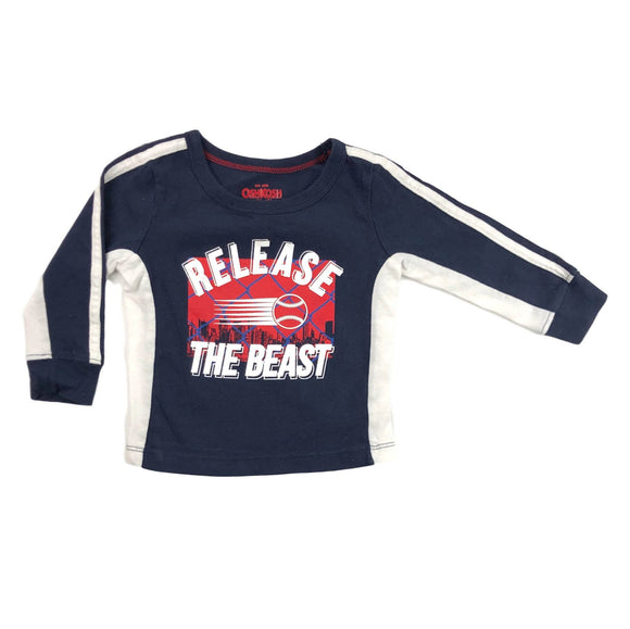 OshKosh B'gosh - Long Sleeve (9M) - Beeja May