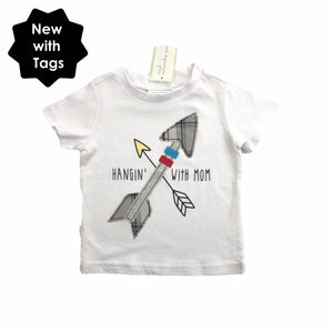 First Impressions - T-Shirt (6-9M) - Beeja May