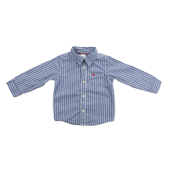 Carter's - Long Sleeve Button (24M) - Beeja May