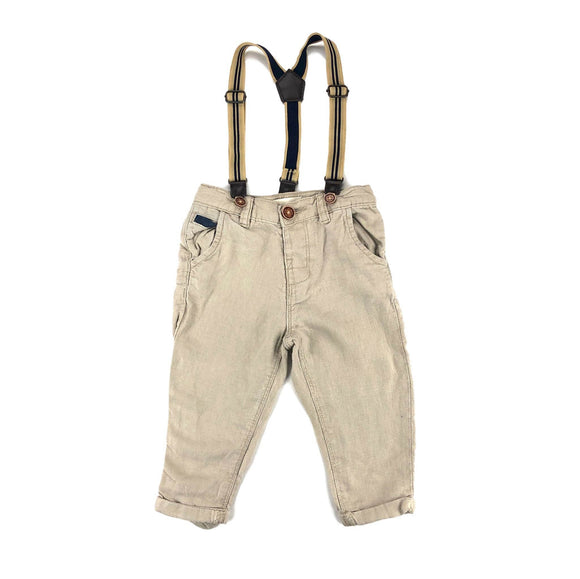 ZY - Overalls (12-18M) - Beeja May