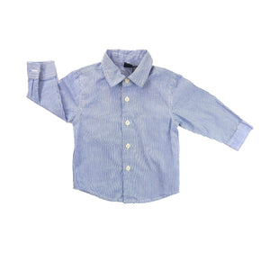 Nautica - Long Sleeve Button (12M) - Beeja May