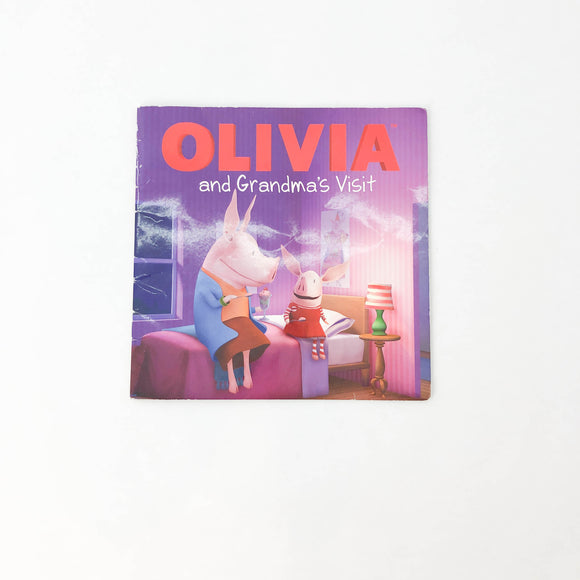 Olivia and Grandma's Visit - (Cordelia Evans/Shane L. Johnson) - Beeja May