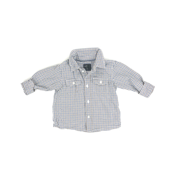 H&M - Long Sleeve Button (9-12M) - Beeja May