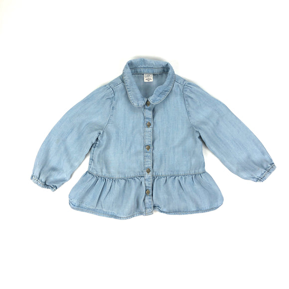 Gap - Long Sleeve Button (3T) - Beeja May