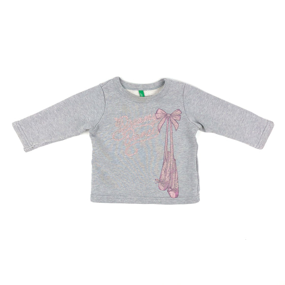 United Colors of Benetton - Sweatshirt (9-12M)